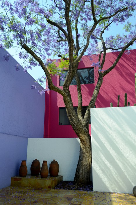Casa Gilardi, the architect Luis Barragan's last great work